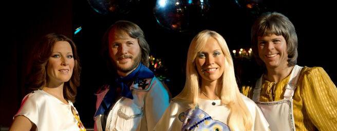 jcar8 - Культовая группа ABBA будет увековечена в качестве музейного экспоната